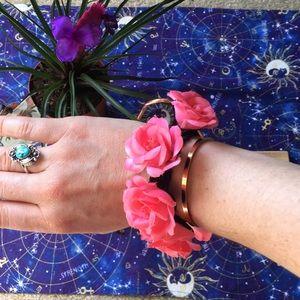 Accessories - 🌺 Elastic Flower Headband 🌺